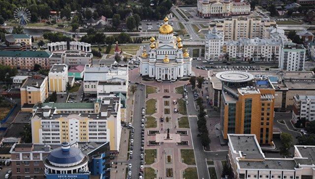 Саранск. Архивное фото