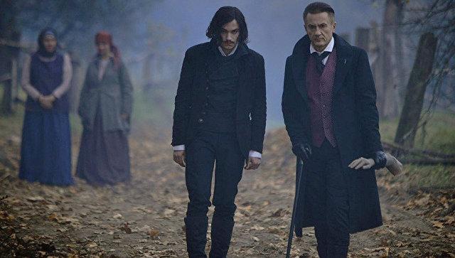 Кадр из сериала Гоголь
