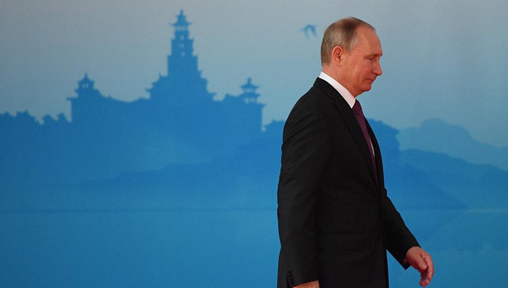 Путин заявил о восстановлении темпов роста российской экономики