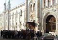 Здание РГГУ на Никольской