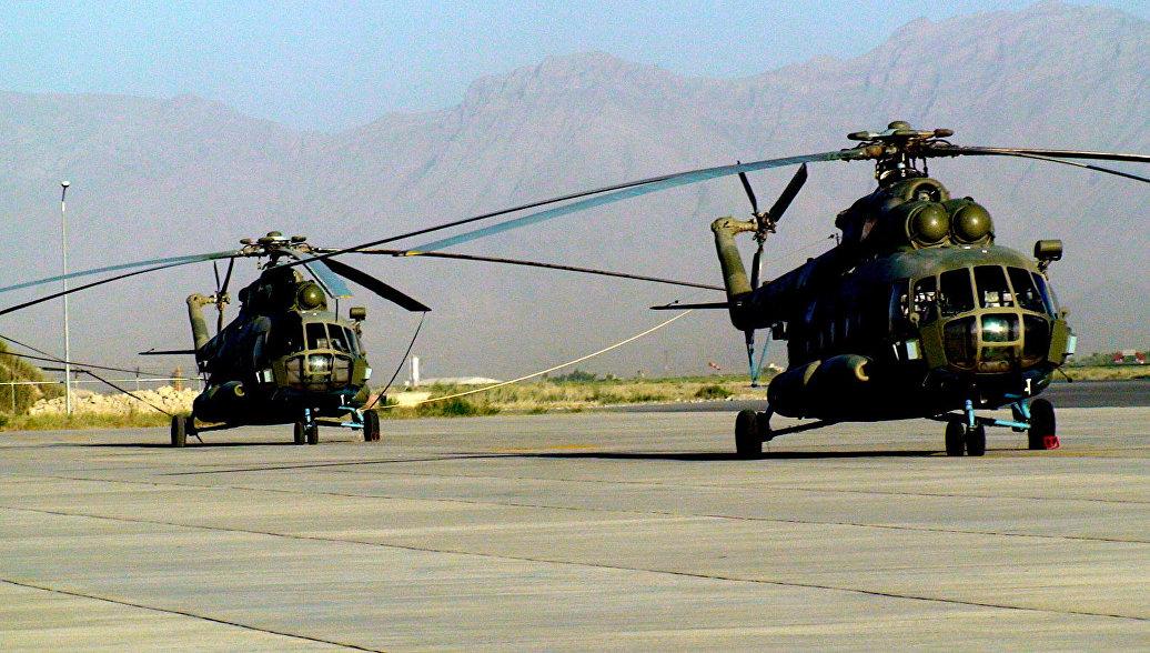 Пентагон снова критикуют за покупку российских Ми-17 для Афганистана