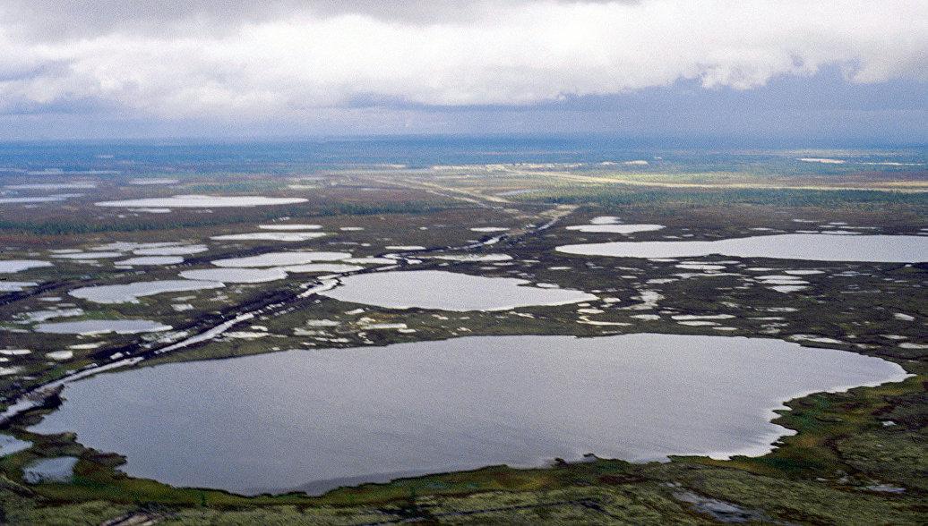 В НАО установят границы зон затопления в поселке Красное