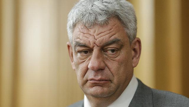 Премьер-министр Румынии Михай Тудосе. Архивное фото
