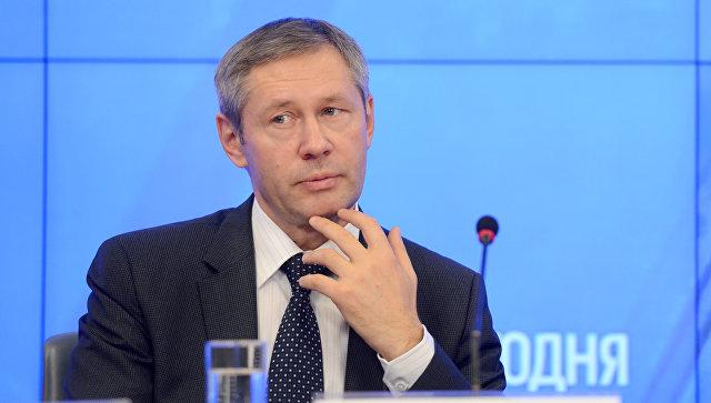 Руководитель Росгидромета Максим Яковенко. Архивное фото