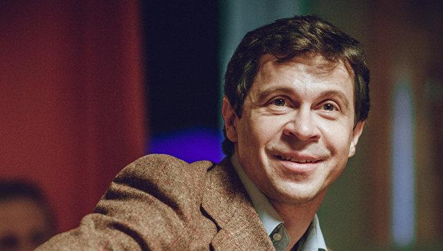 Павел Деревянко озвучил крота-злодея вмультфильме оСмешариках
