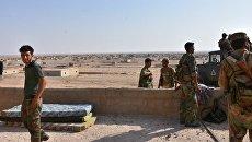 Сирийские военные продолжают операцию по деблокированию Дейр-эз-Зора. Архивное фото