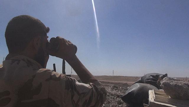 ВСирии начался штурм палестинского лагеря Ярмук под Дамаском