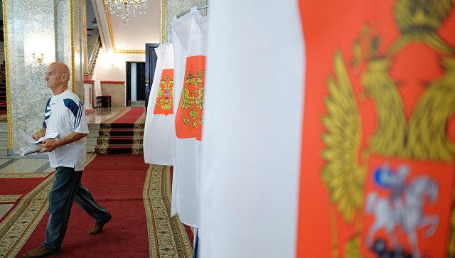 Путин поручил обеспечить трансляцию с участков на выборах-2018