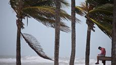 Ураган Ирма в Голливуде, Флорида. 9 сентября 2017
