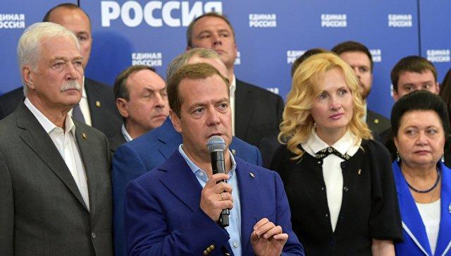 Навыборах встолицеЕР обеспечила своему кандидату преодоление муниципального фильтра