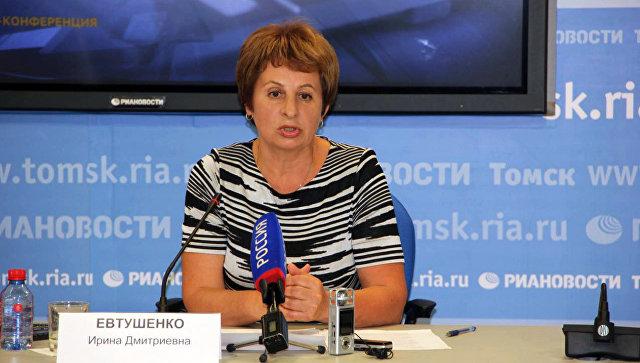 Ирина Евтушенко. Архивное фото