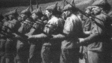 Как создавалась Красная Армия. Видеохроника