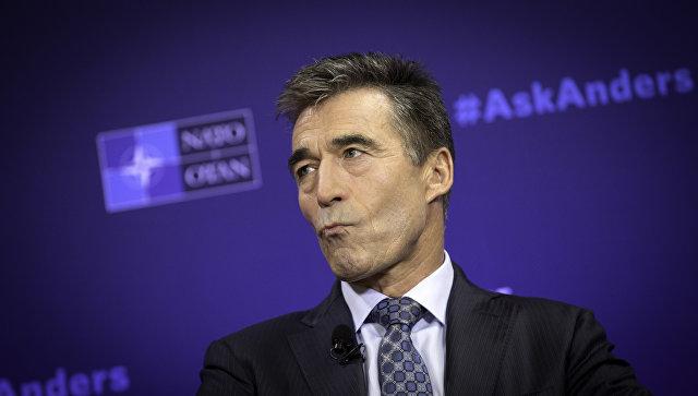 Экс-генсек НАТО заявил, что Россия способна