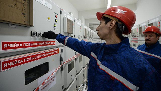 Проверка электрооборудования на подстанции