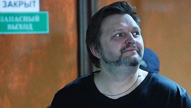 Экс-губернатор Кировской области Никита Белых, обвиняемый во взяточничестве, в Пресненском суде Москвы. 20 сентября 2017