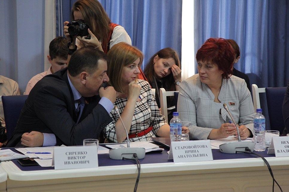 Совместное заседание Комиссии Парламентского Собрания по социальной политике, науке, культуре и гуманитарным вопросам и Комиссия Парламентского Собрания по законодательству и Регламенту