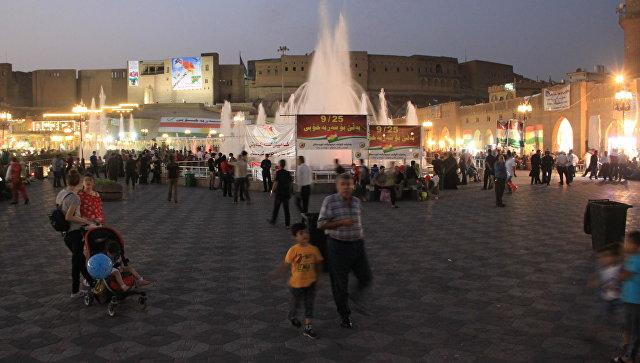 Иракский Курдистан не ожидает начала военных действий с Багдадом после референдума