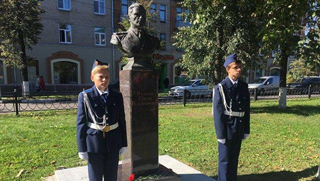 Архитектурный комплекс «Создатели авиации России» открыли вЖуковском 22сентября