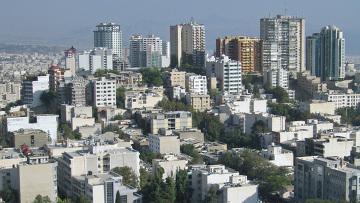 Тегеран, столица Ирана