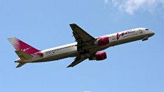 Самолет Боинг-757 авиакомпании ВИМ-Авиа. архивное фото