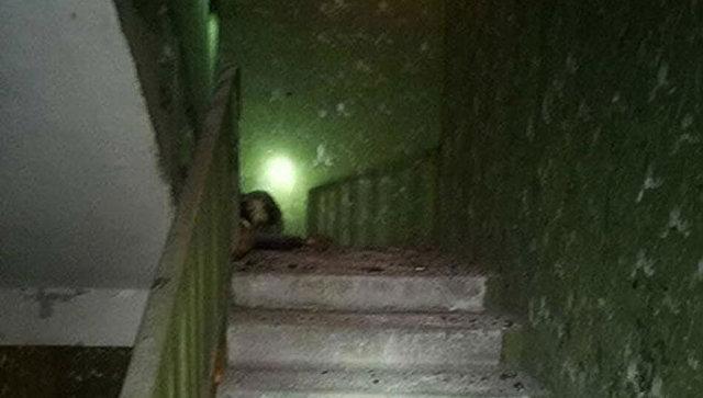 В многоэтажном доме в Харькове прогремел взрыв