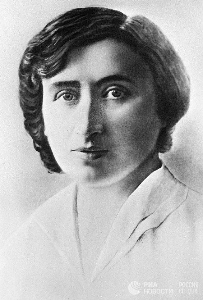 Роза Люксембург (1871-1919), одна из наиболее влиятельных деятелей немецкой и европейской революционной левой социал-демократии