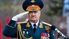 Командующий 68-м армейским корпусом генерал-майор Валерий Асапов. Архивное фото