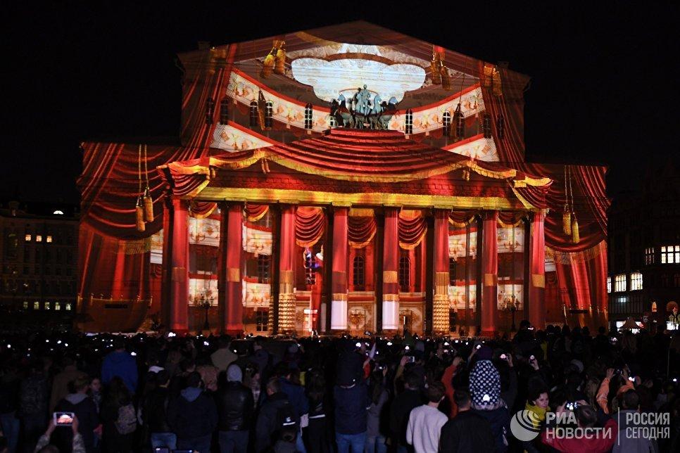 В столице закончился фестиваль «Круг света»