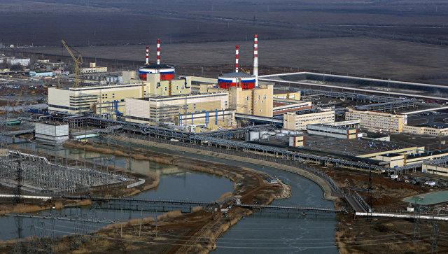 АЭС в России. Архивное фото