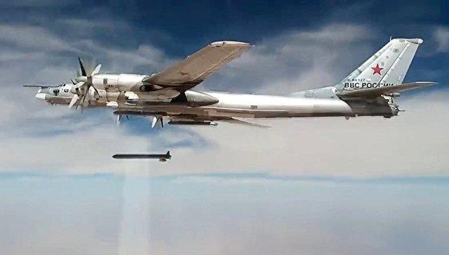 Эксперт: возможность ошибки при ударе Ту-95МС по ИГ* в Сирии была исключена