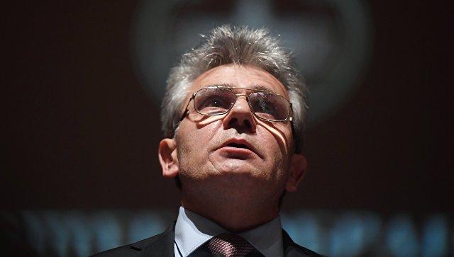 Президент РАН Александр Сергеев. Архивное фото