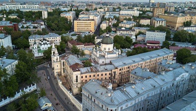 Москва выставила наторги конюшню городской усадьбы Татарниковых