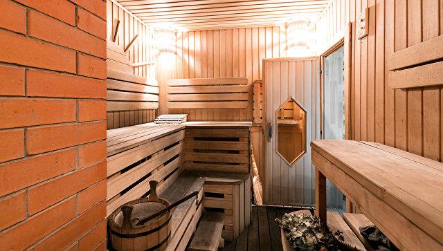 Русская баня. Архивное фото