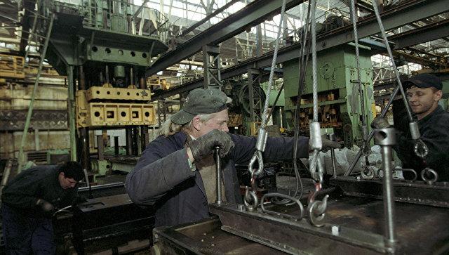 На Тушинском машиностроительном заводе