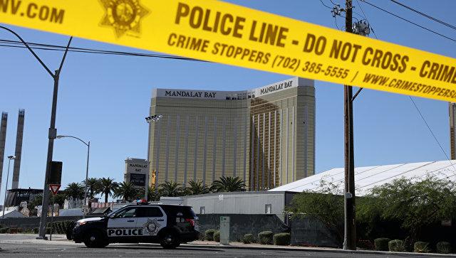 У стрелка из Лас-Вегаса нашли более сорока единиц оружия