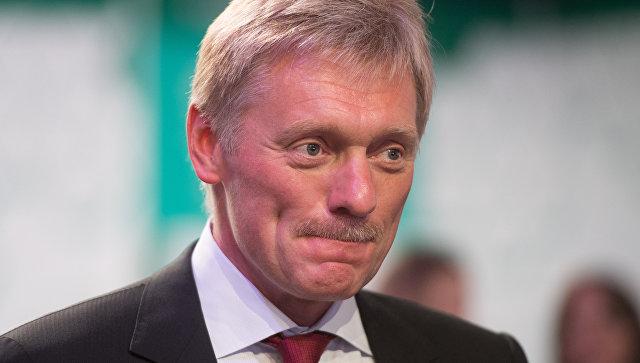 Песков не стал рассказывать о подарке от Путина на юбилей