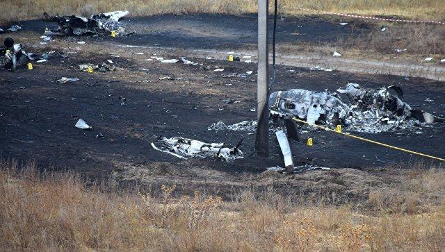 Разбившийся близ Алма-Аты самолет санавиации вез мед. работников кроженице вШымкент