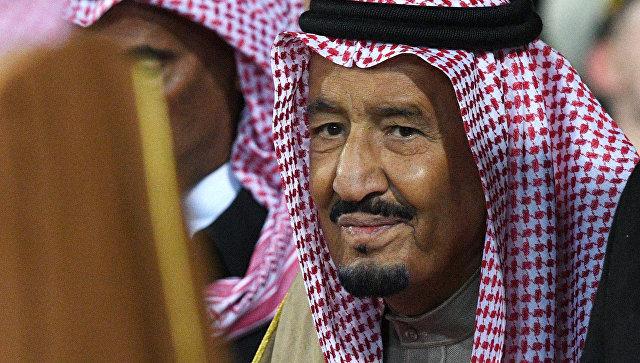 Монарх  Саудовской Аравии пригласил «Его превосходительство» В. Путина  всвою страну