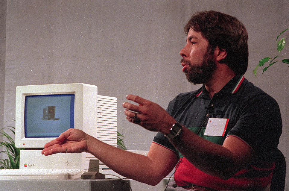 apple computer and steve wozniak