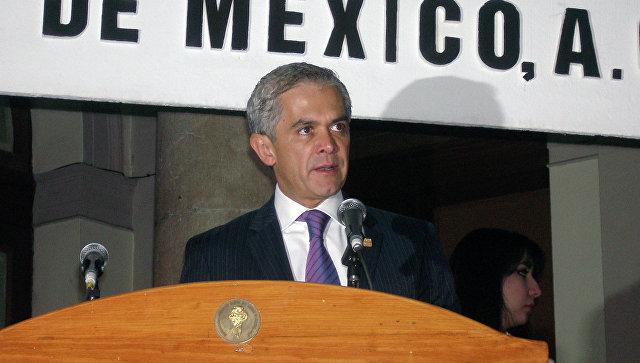 Мэр Мехико назвал срок восстановления города после землетрясения