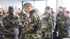 Солдаты НАТО в Эстонии. Архивное фото