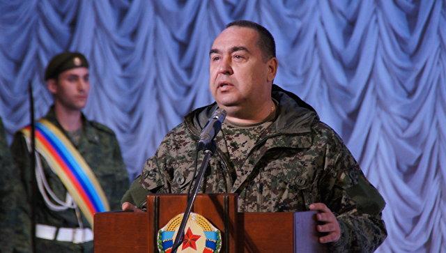 Руководитель ЛНР: Республика не возвратится всостав государства Украины