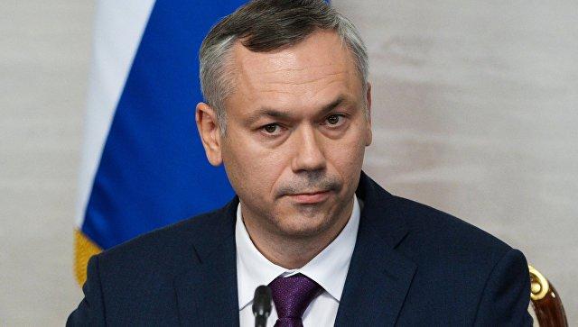 Андрей Травников выступил перед Общественной палатой региона