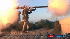 Боевик ИГ* в Сирии. Архивное фото