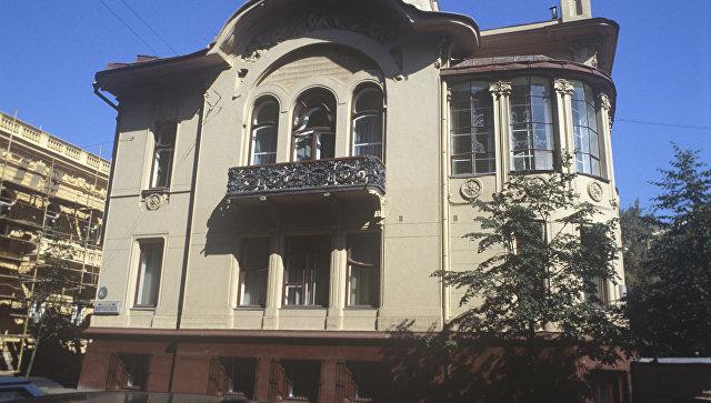 Бывший особняк И. А. Миндовского