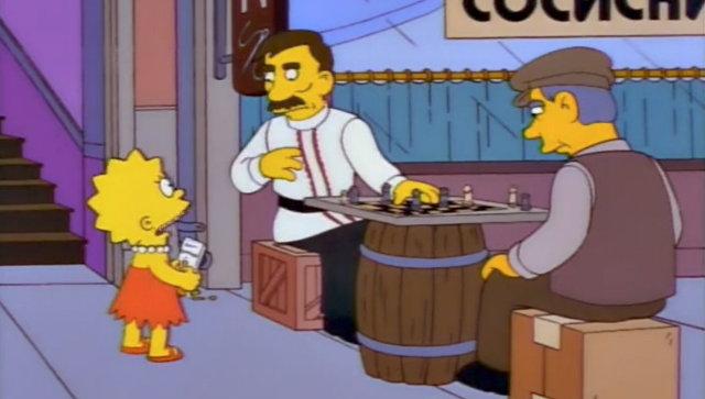 Сценарист «Симпсонов» рассказал о табу в отношениях Гомера и Мардж