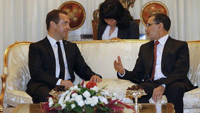 Медведев: Марокко и ЕАЭС находятся на пути к сотрудничеству
