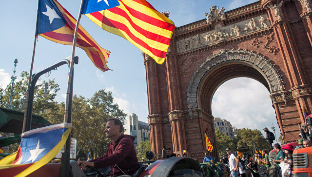 Каталония объявят о независимости, если Испания приостановит ее автономию