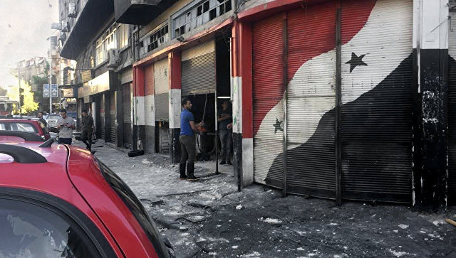 Теракт в Сирии. Архивное фото