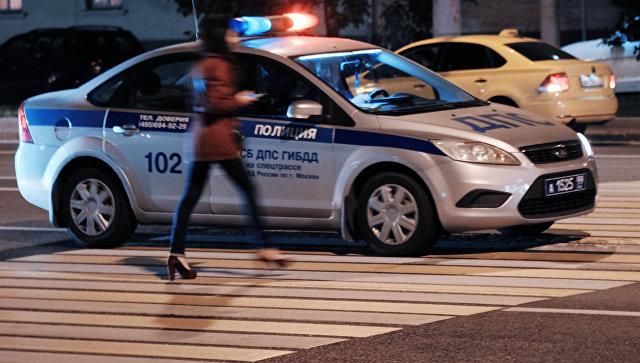 В Приамурье катавшиеся на родительской машине подростки попали в ДТП